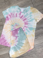Load image into Gallery viewer, Soft Tie Dye Dolphin Short