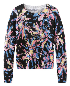 525 Printed Sweater