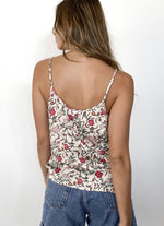 Load image into Gallery viewer, Camila Floral Camisole