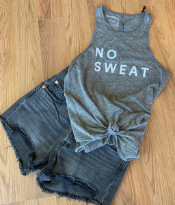 No Sweat Tank