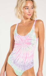Load image into Gallery viewer, Tie Dye Bodysuit
