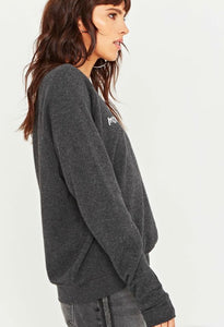 Cardio/ Carbs Reversible Sweatshirt