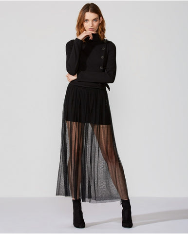 Silent Scream Skirt
