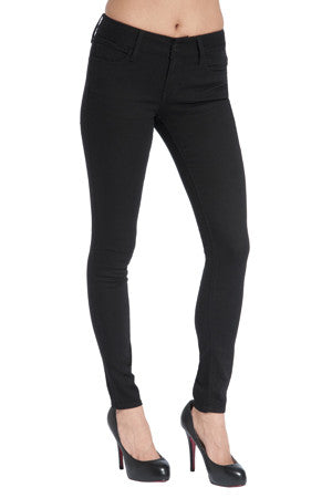Black Jewel Midrise Skinny