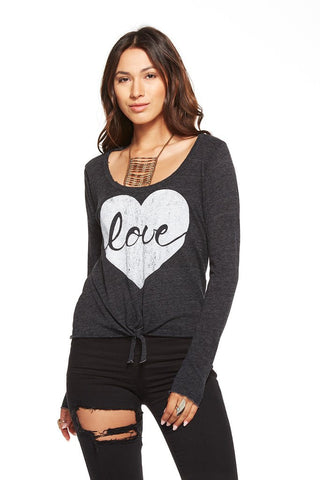 Heart Love Top
