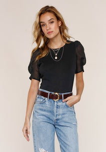 Calla Puff Sleeve Top