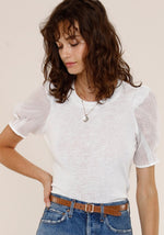 Load image into Gallery viewer, Calla Puff Sleeve Top