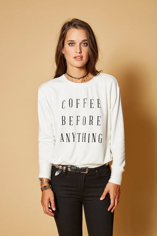 Coffee Before Anything