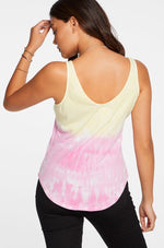Load image into Gallery viewer, Dip Dyed Tank