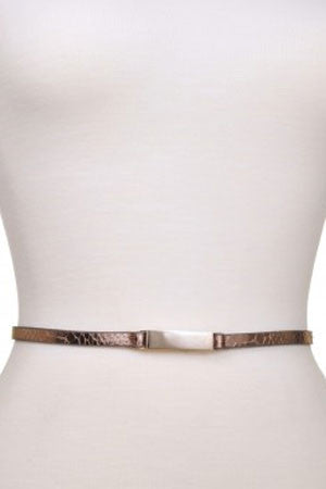 Sheena Skinny Belt