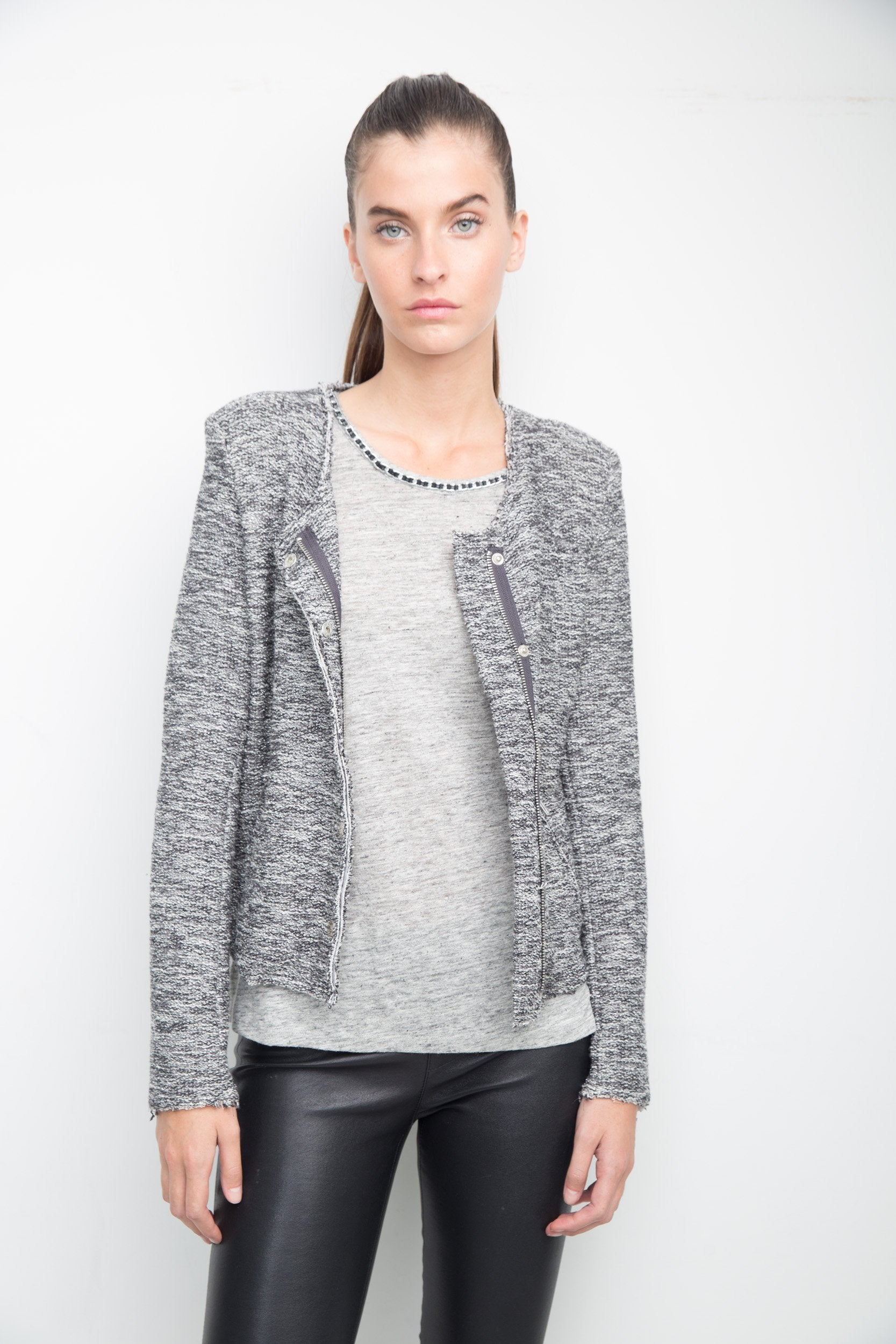 Sheena Boucle Jacket