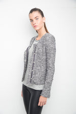 Load image into Gallery viewer, Sheena Boucle Jacket