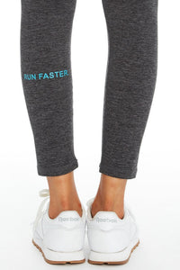 The Logan Run Faster Legging