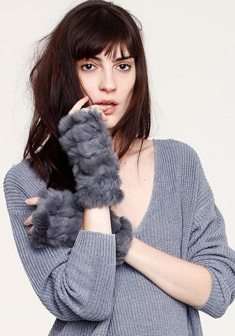 Hilary Fur Glove