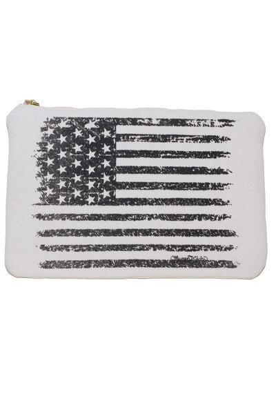 Gem IPad Flag Case/Clutch