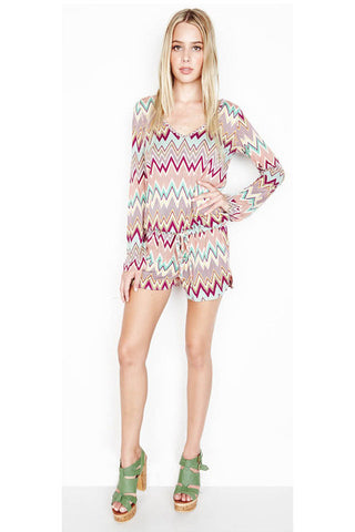 Nelson Long Sleeve Romper
