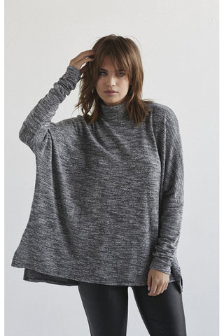 Moonstruck Mockneck Sweater
