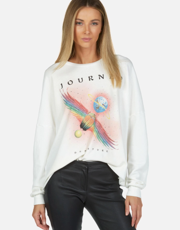 Lee Crystal Journey Departure Sweatshirt