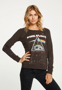 Pink Floyd Destructed Sweatshirt