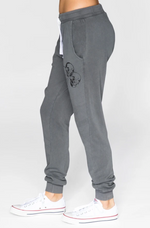 Load image into Gallery viewer, Skull Star Sweatpant