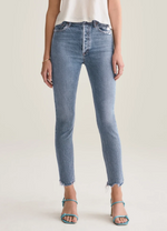 Load image into Gallery viewer, Nico High Rise Slim Jean