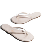 Load image into Gallery viewer, Glitters Leather Flip Flop