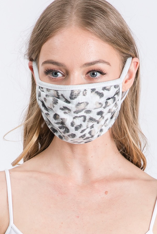 2 Pack Animal Mask