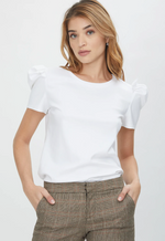 Load image into Gallery viewer, Starla Puff Short Sleeve Top