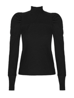 Load image into Gallery viewer, Zahara Mock Neck Top