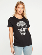 Load image into Gallery viewer, Leopard Skull Tee