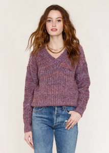 Chiara V Neck Sweater