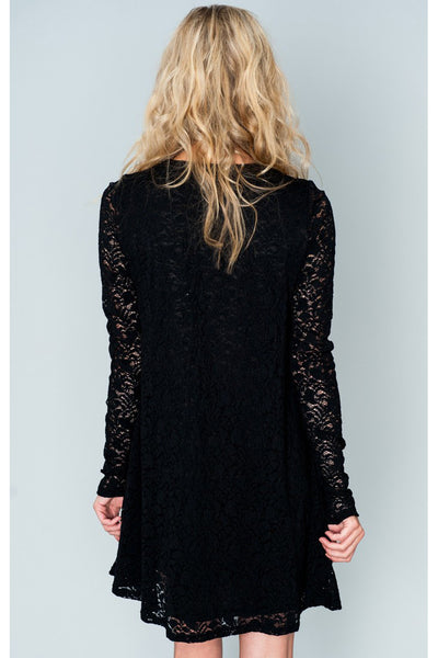 Tyler Lace Tunic