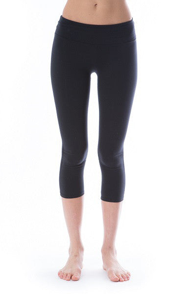 High Impact Crop Legging