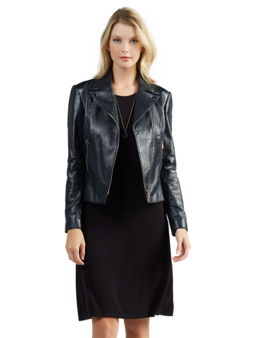 Mollie Leather Jacket