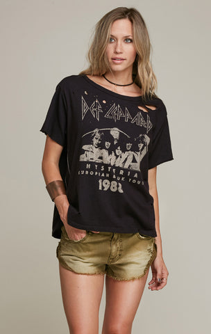 Def Leppard Destroyed Tee