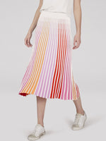 Load image into Gallery viewer, Stripe Knit Skirt