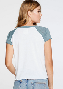 Short Sleeve Baseball Raglan