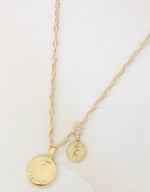 Load image into Gallery viewer, Simplicity Coin Necklace