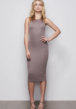 Load image into Gallery viewer, Body Sculpted Midi Dress