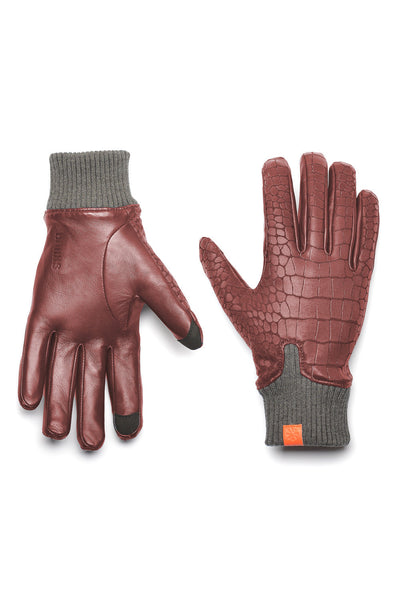 Maryjane Croco Gloves