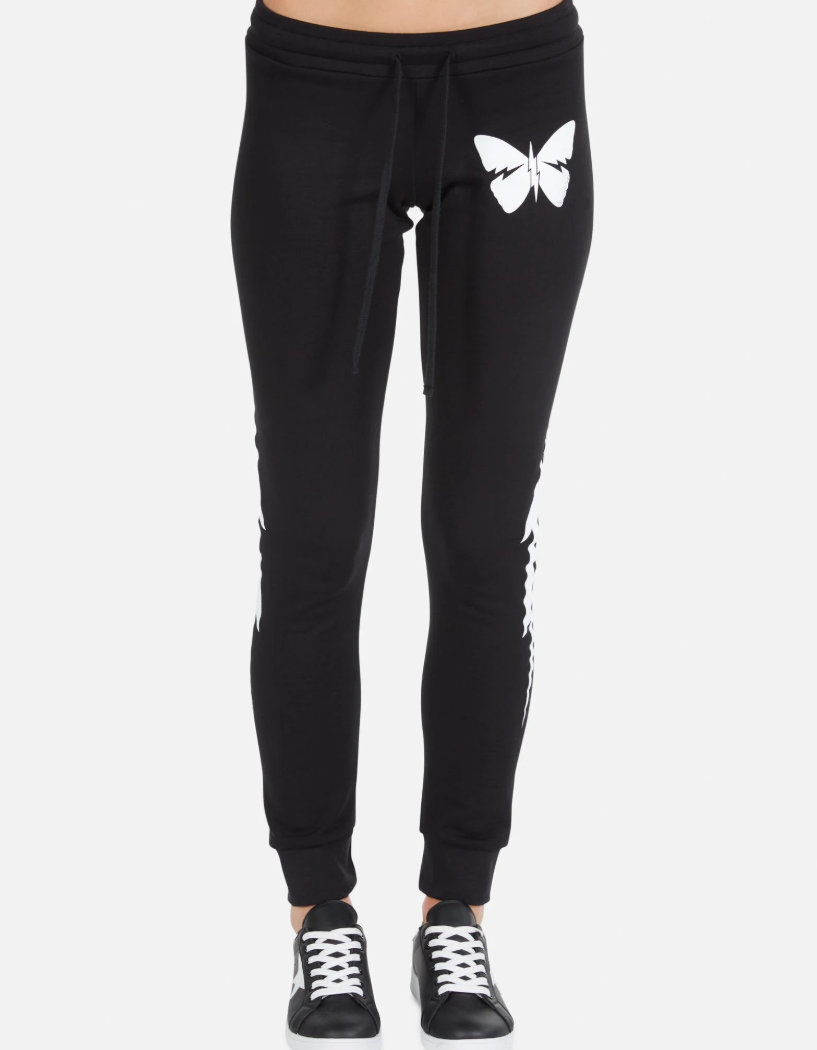 Jess Butterfly Lightning Sweat Pant
