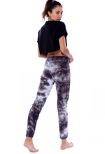Load image into Gallery viewer, Remi Tie Dye Thermal Jogger