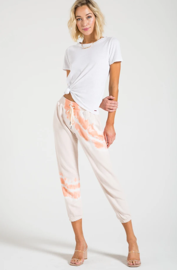 Sunset Tie Dye Night Jogger