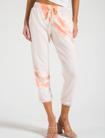 Load image into Gallery viewer, Sunset Tie Dye Night Jogger