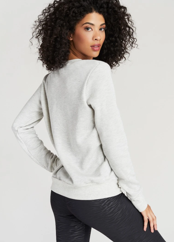 Napa V Neck Sweatshirt