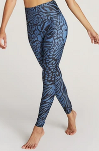 Animal Print Ankle Legging