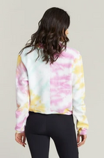 Load image into Gallery viewer, Tie Dye Pullover Sweatshirt