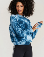 Load image into Gallery viewer, Georgie Tie Dye Sweatshirt