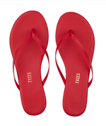 Load image into Gallery viewer, Solids Leather Flip Flop