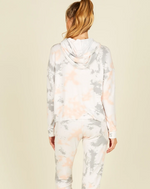 Load image into Gallery viewer, Hacci Tie Dye Hoodie